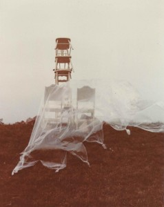 The Ceremony, temporary installation recorded in 1976