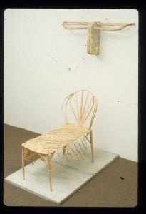 Mourning Bed, 1978 - Collection of the Museum of Contemporary Art, Chicago