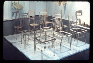 One Chair, 1979