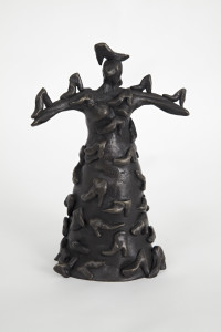 Abundance: Shoes, 2011, bronze, 8.5 x 6 x 5.25 in.