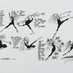Dance to Spring, 2004, 10 x 16 in.
