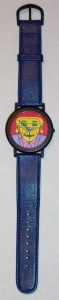 Karl Wirsum 1991 Artist Edition Playboy dog watch
